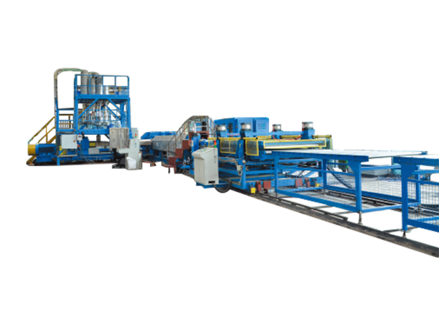 CO2 XPS Foamed Board Production Line